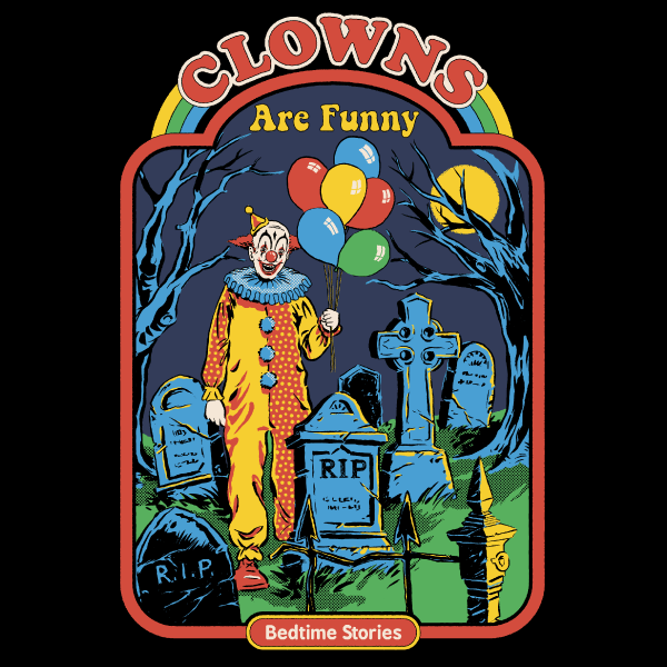 'Clowns Are Funny' Shirt