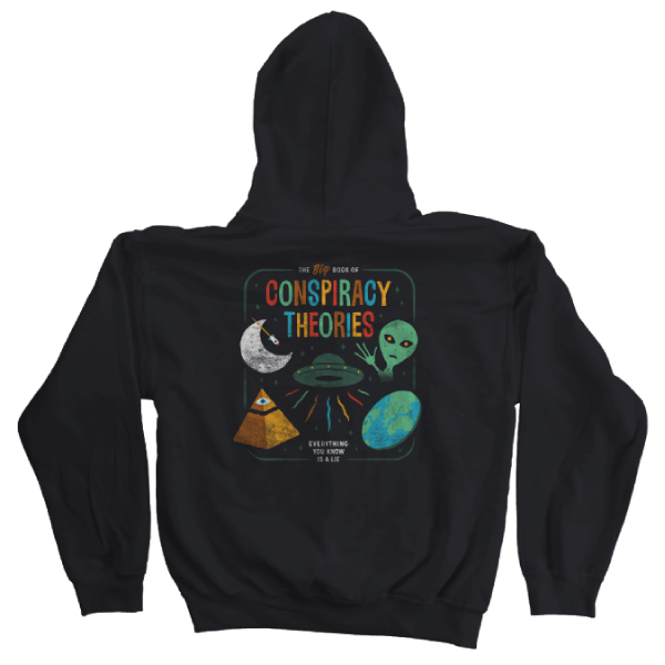 'Conspiracy Theories' Hoodie