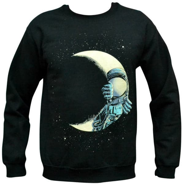 'Crescent Moon' Sweater