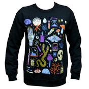 'Curiosities' Sweater