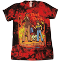 'Deal With the Devil' Tie Dye Shirt