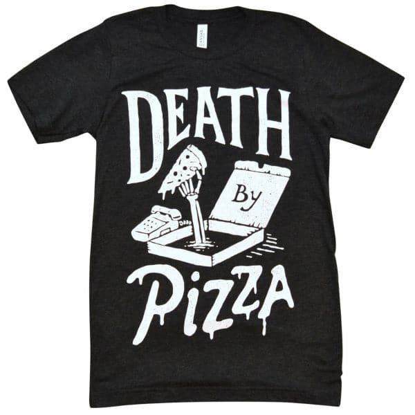 'Death By Pizza' Shirt