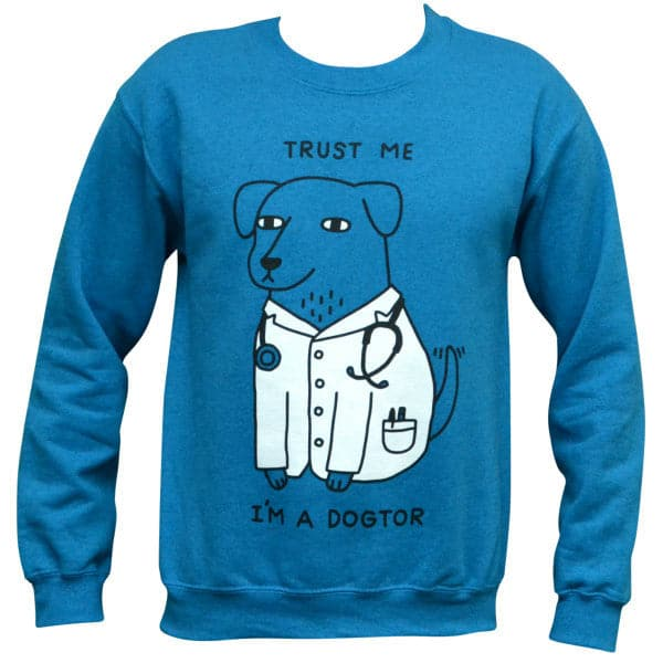 'Dogtor' Sweater