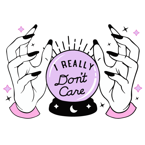 'Don't Care' Shirt