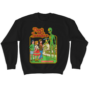 'Don't Talk to Strangers' Sweatshirt