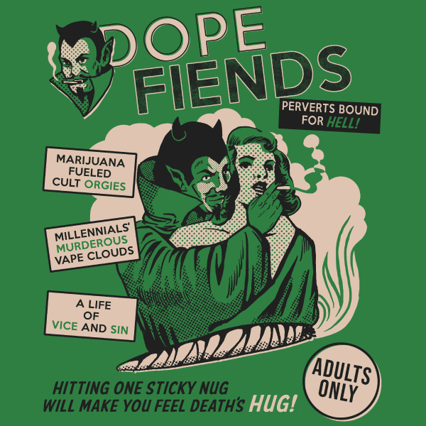 'Dope Fiends' Shirt