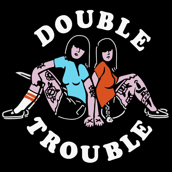 'Double Trouble' Shirt