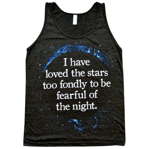'Fearful of the Night' Tank Top