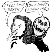 'Feel Like Death' Ringer Shirt