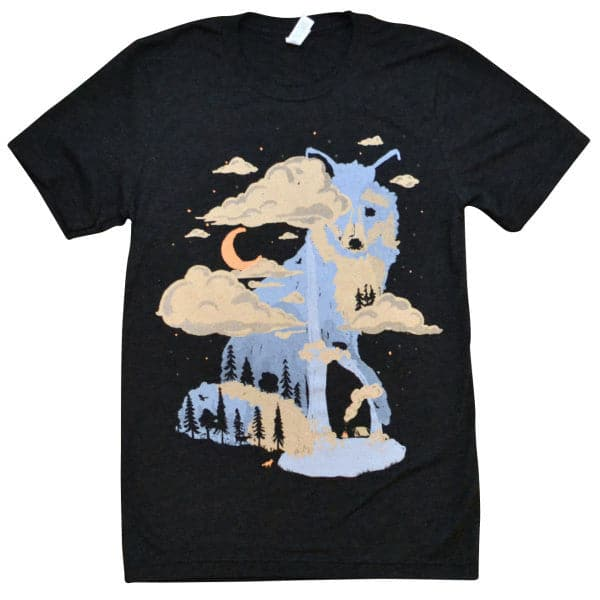 'Fox Mountain' Shirt