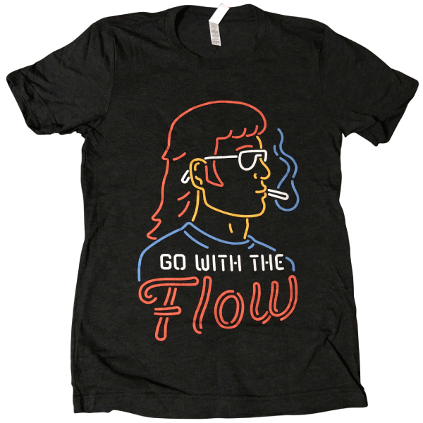 'Go With The Flow' Shirt