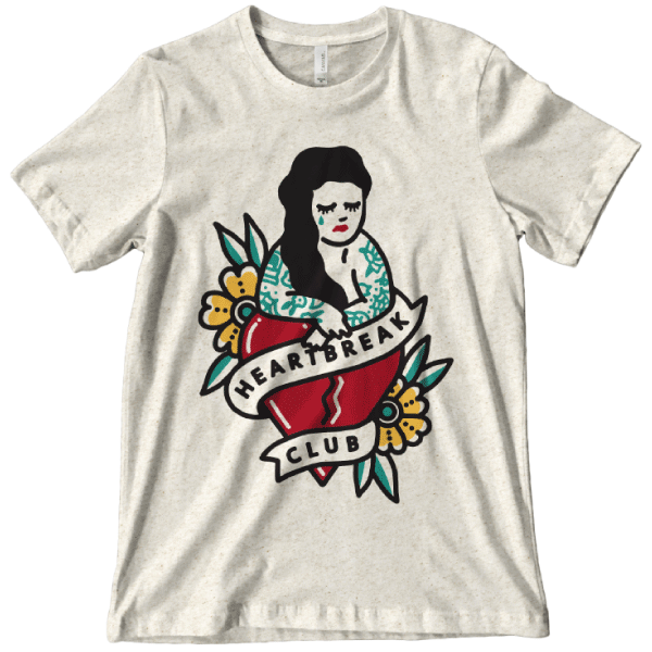 'Heartbreak Club' Shirt