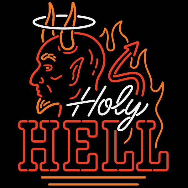 'Holy Hell' Shirt