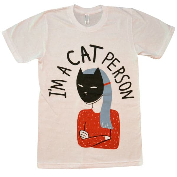 'Cat Person' Shirt