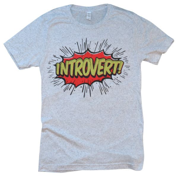 'Introvert' Shirt