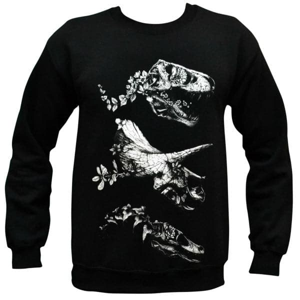 'Jurassic Bloom' Sweater