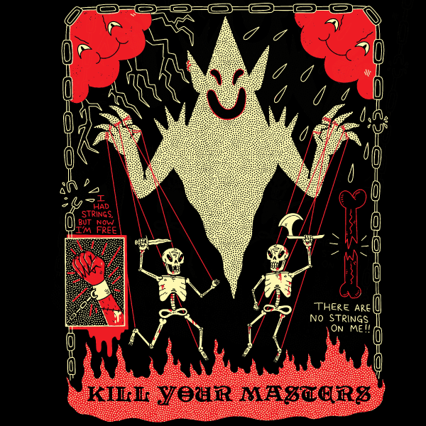 'Kill Your Masters' Sweater