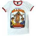 'Let's Have a Seance' Ringer Shirt