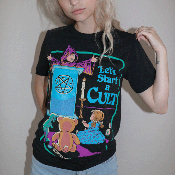 'Let's Start A Cult' Shirt