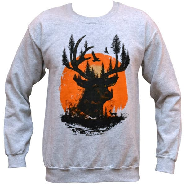 'Look Deep Into Nature' Sweater