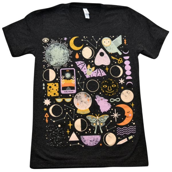 'Lunar Witchcraft' Shirt