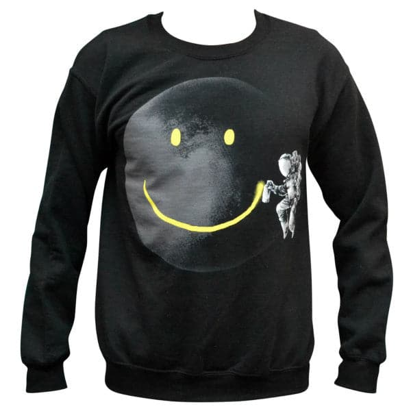 'Man on the Moon' Sweater