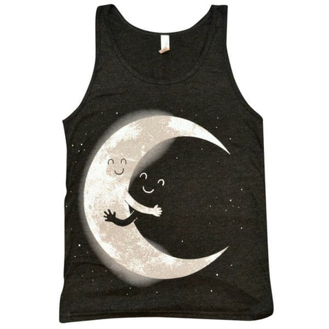 'Moon Hug' Tank Top