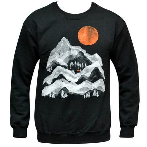 'Moon Lake' Sweater
