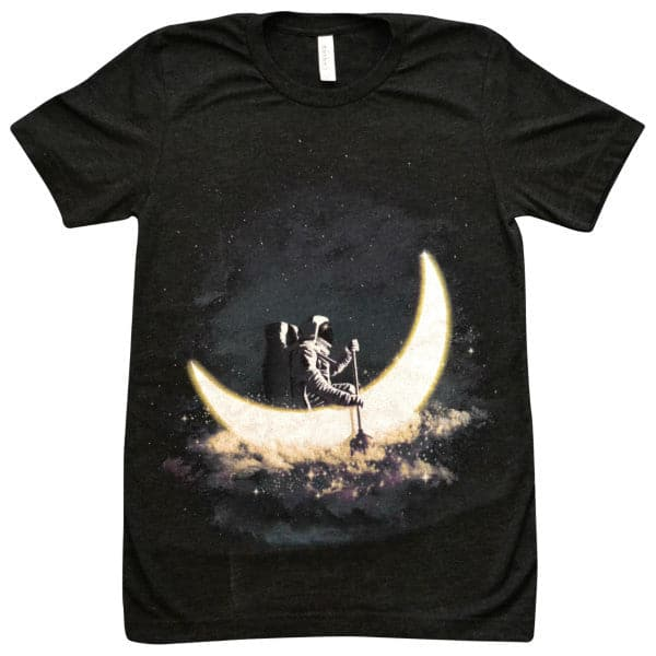'Moon Sailing' Shirt