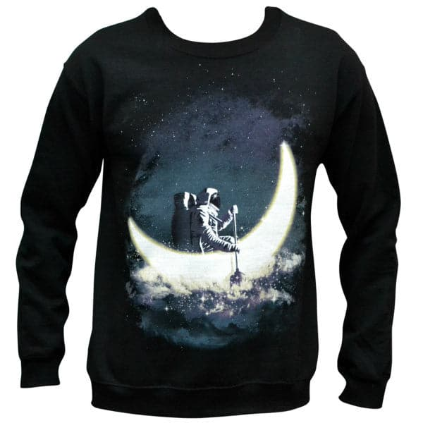 'Moon Sailing' Sweater