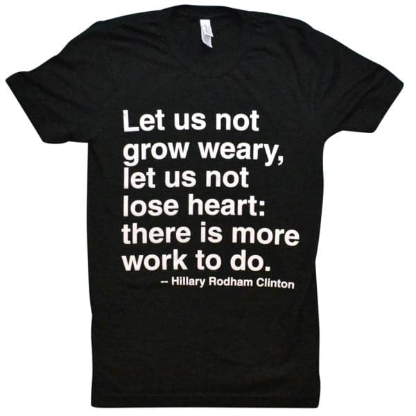 'More Work To Do' Shirt