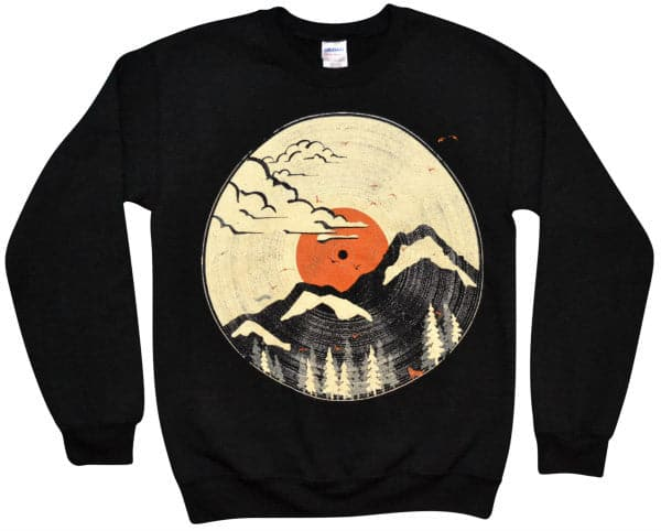 'Mountain LP' Sweater