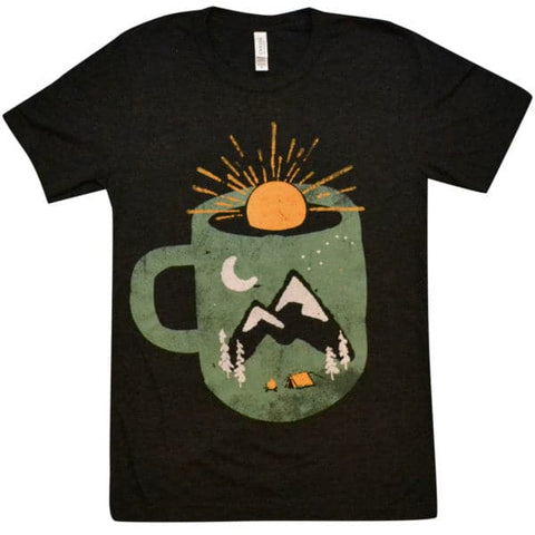 'Mountain Morning Wake Up' Shirt