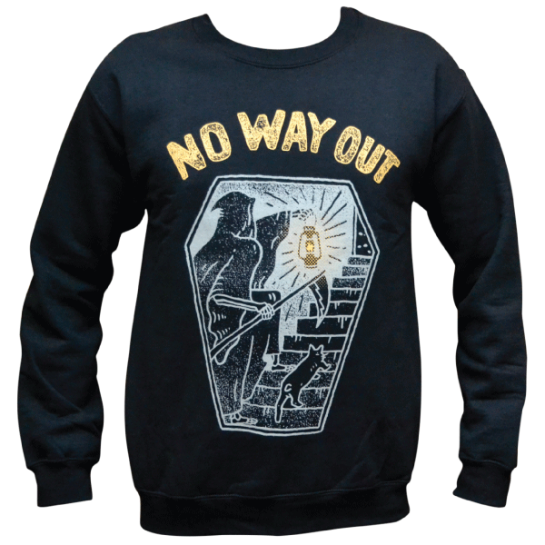 'No Way Out' Sweater