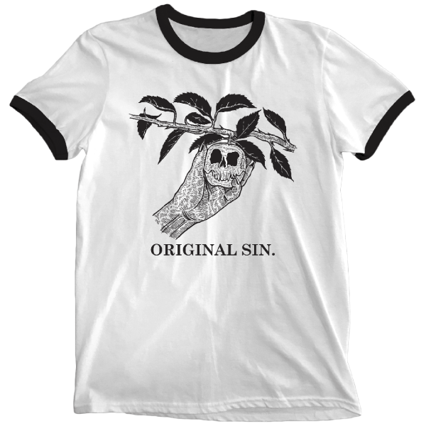 'Original Sin' Ringer Shirt