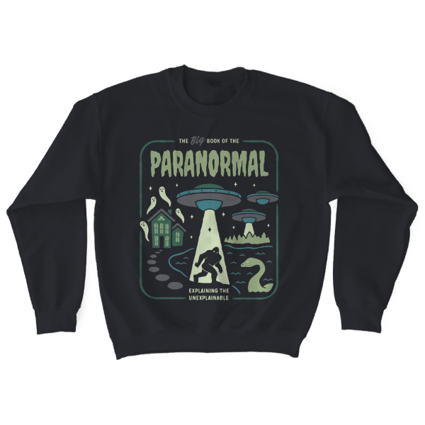 'Paranormal' Sweater