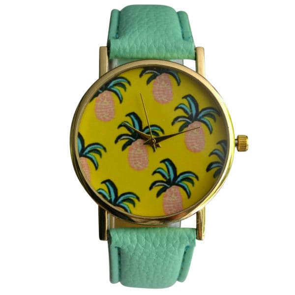 Pineapple Delight Watch