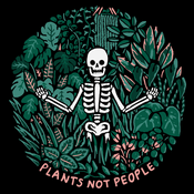 'Plants Not People' Shirt