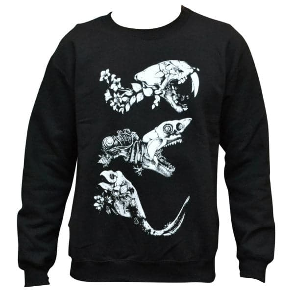 'Prehistoric Bloom' Sweater