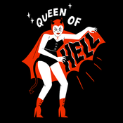 'Queen of Hell' Shirt