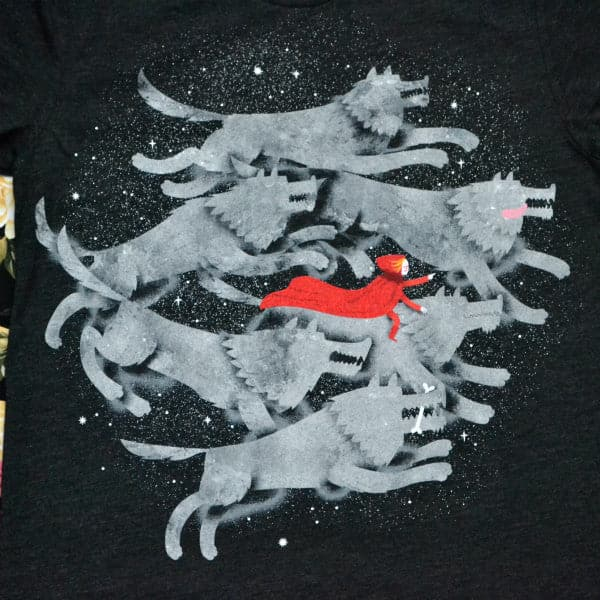 'Run With the Pack' Shirt