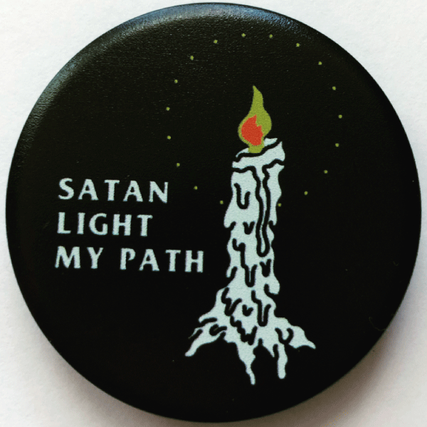 Satan Light My Path PopSocket