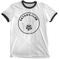 'Satan's Club' Ringer Shirt