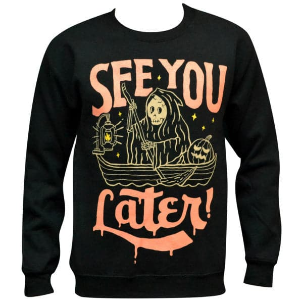 'See You Later' Sweater
