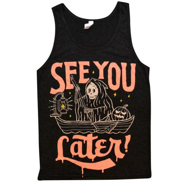 'See You Later' Tank Top
