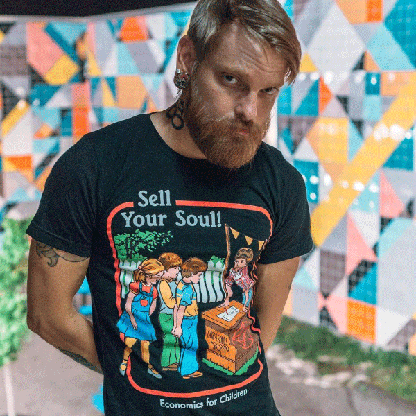 'Sell Your Soul' Shirt