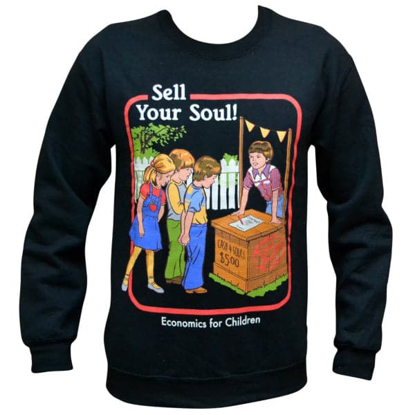 'Sell Your Soul' Sweater
