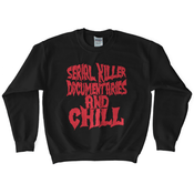 'Serial Killer Documentaries' Sweatshirt