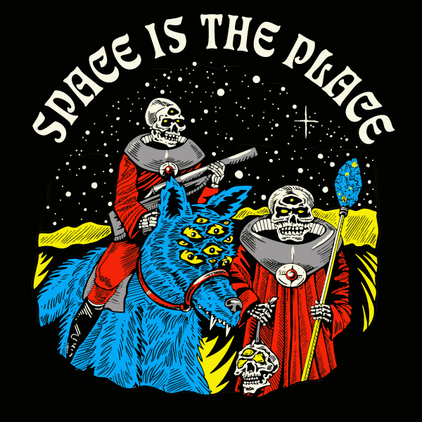 'Space is the Place' Shirt