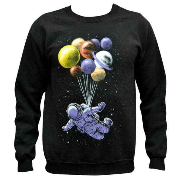 'Space Travel' Sweater